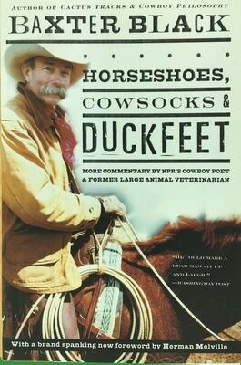 Horseshoe, cowsocks & duckfeet
