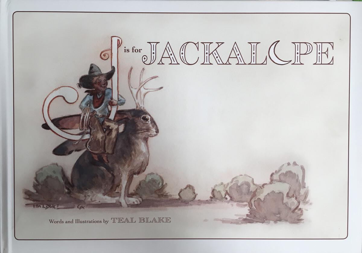 J is for Jackalope