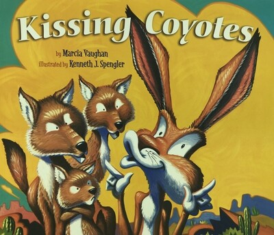Kissing Coyotoes