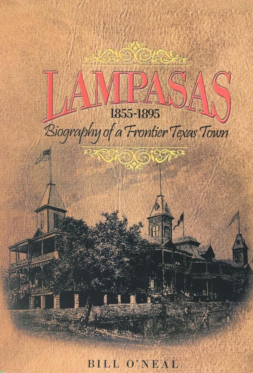 Lampasas 1855 - 1895