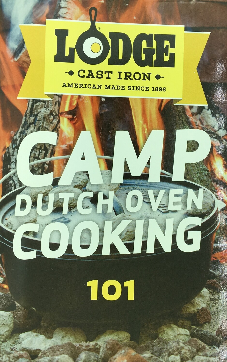 Camp Dutch Oven Cooking 101
