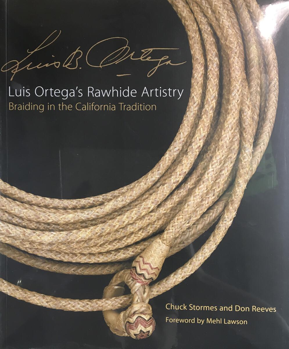 Luis Ortega's Rawhide Artistry