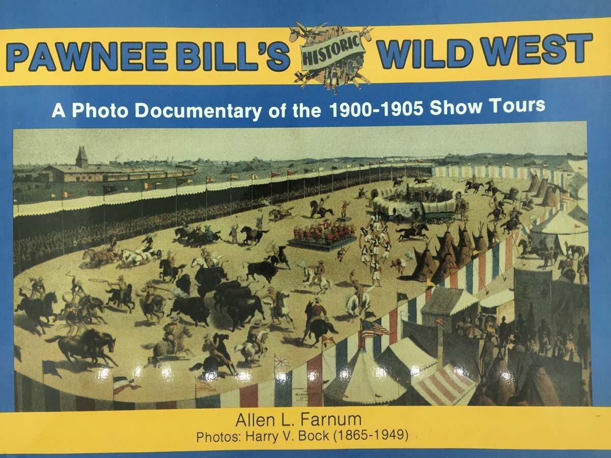 Pawnee Bill's Historic Wild West