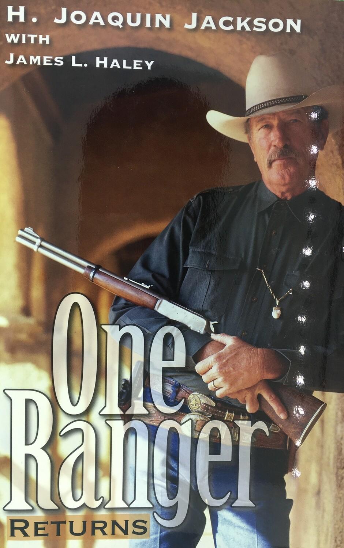 One Ranger Returns Hardback