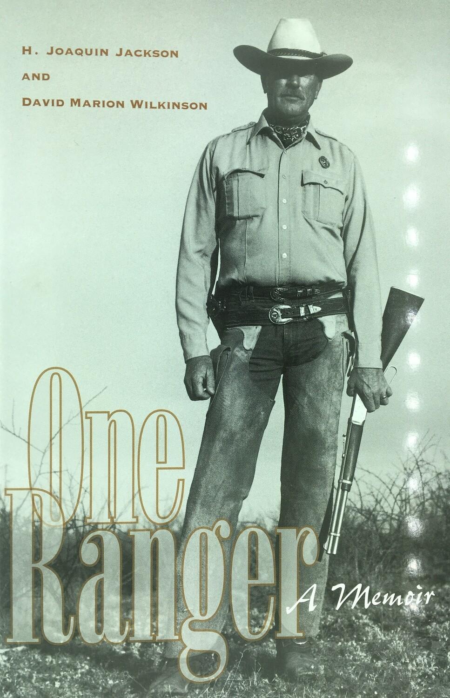 One Ranger Hardback