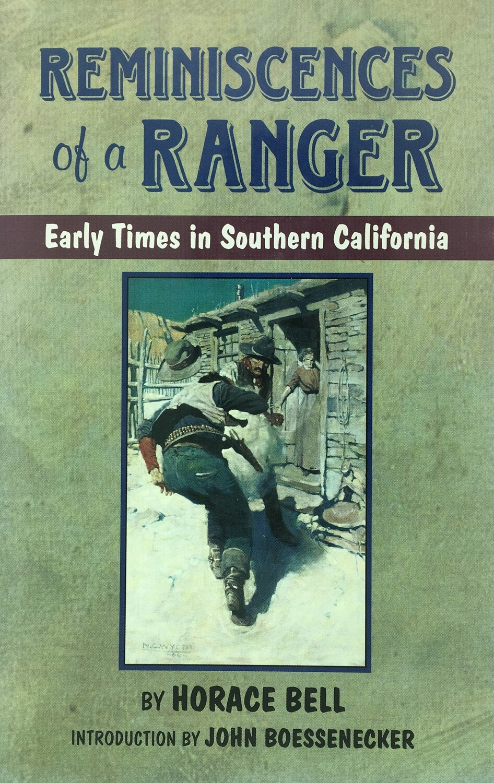 Reminiscences of a Ranger Hardback