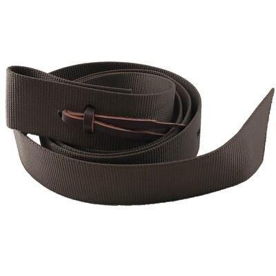 35-3055 Brown Nylon Tie Strap