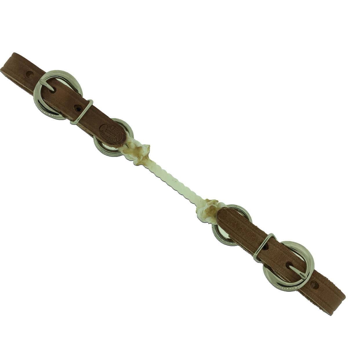 H435 Natural Rope Curb