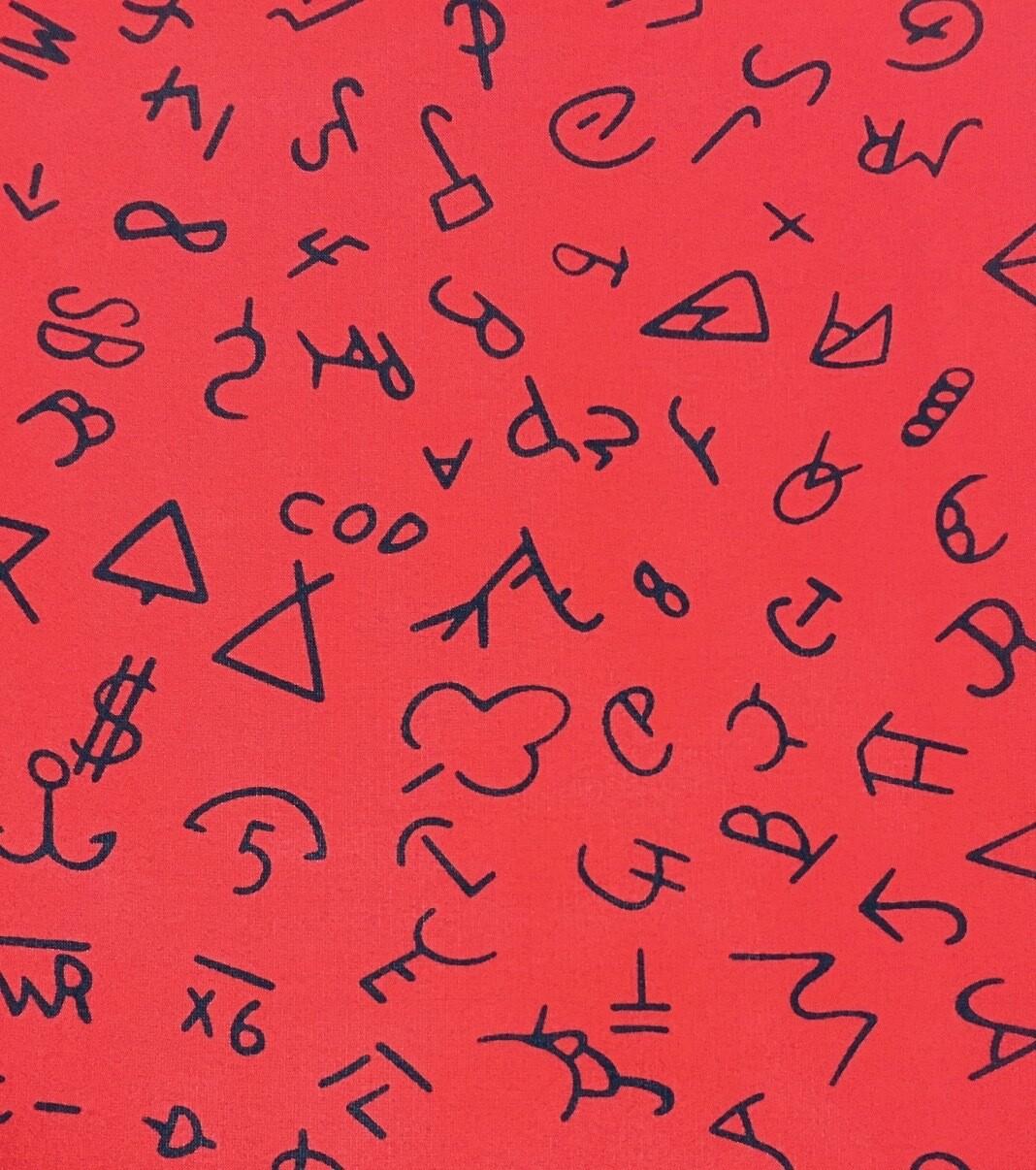 Red Brand XS Wild Rag
