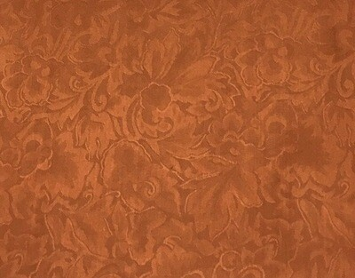 Copper Jacquard Wild Rag