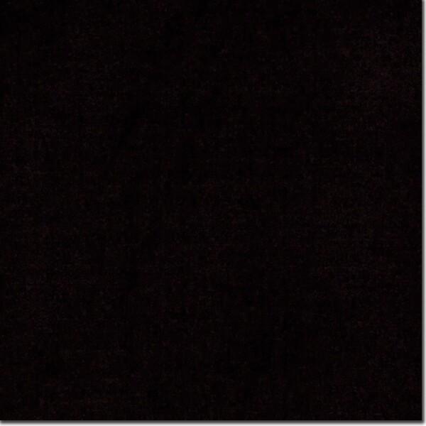 Black Solid XS Wild Rag