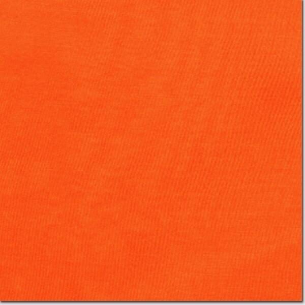 Orange Solid Wild Rag