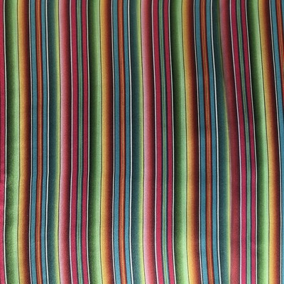 Multi Stripe M&F Wild Rag