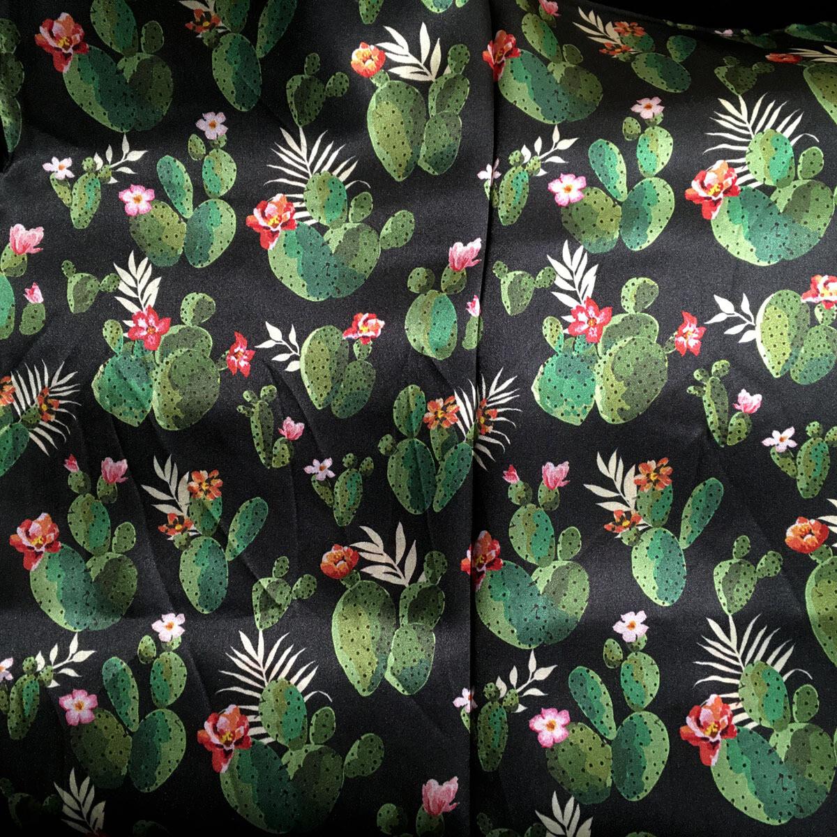 Black Cactus M&F Wild Rag