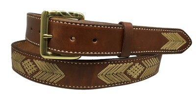 Aztec Straight Belt
