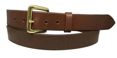 Plain Straight Belt