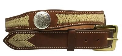 Scalloped  Belt