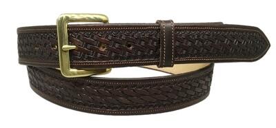 Chocolate Basket Straight Belt