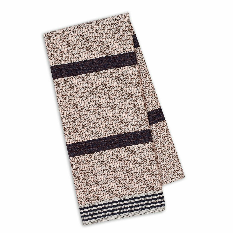 Pimento/Denim Tea Towel