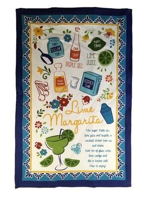 Margarita Tea Towel