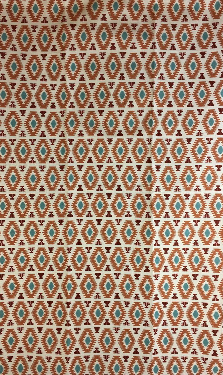 Southwest Print Tea Towel