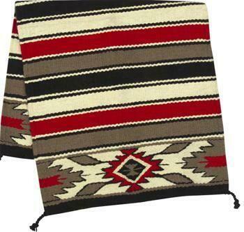 Hvy Saddle Blanket 331