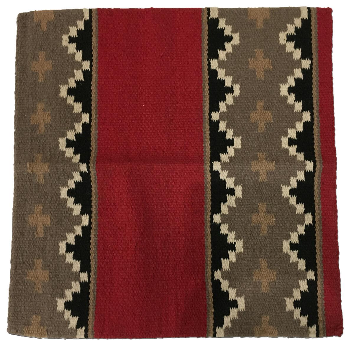 4lb Saddle Blanket #7B Red