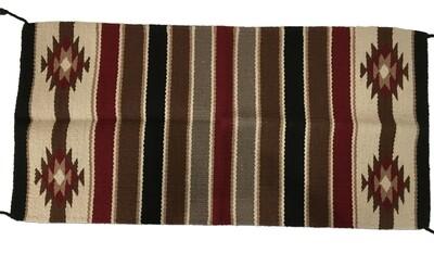 Hvy Saddle Blanket 10-E