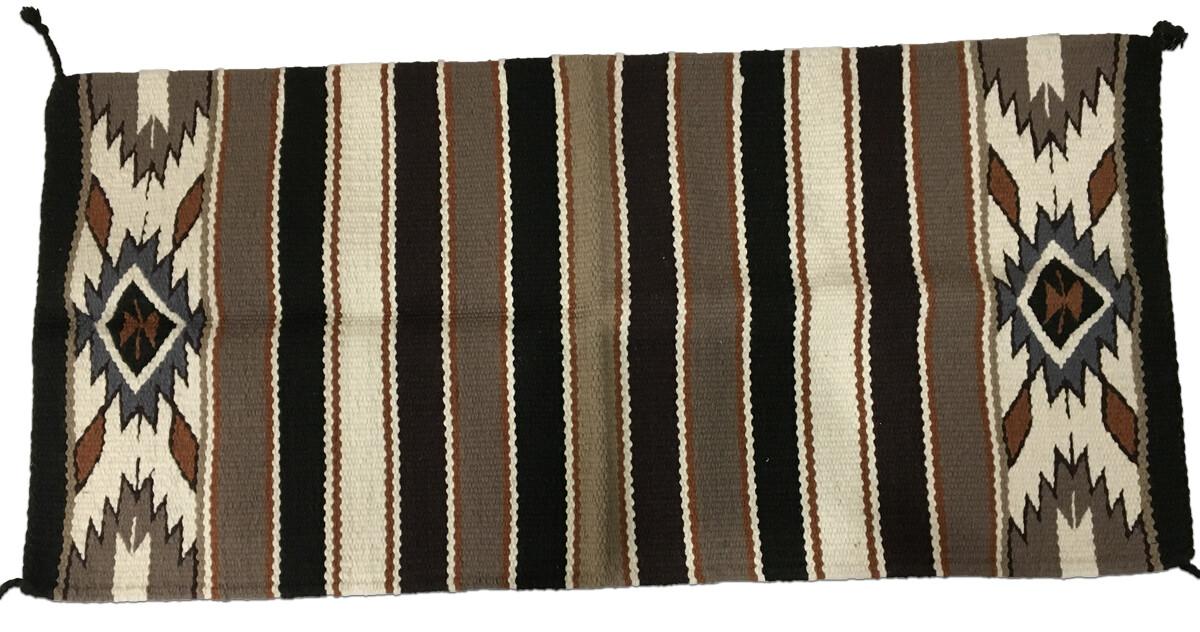 Hvy Saddle Blanket 331E