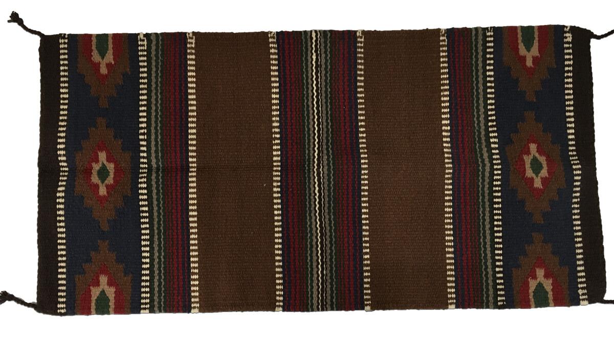 Hvy Saddle Blanket D1