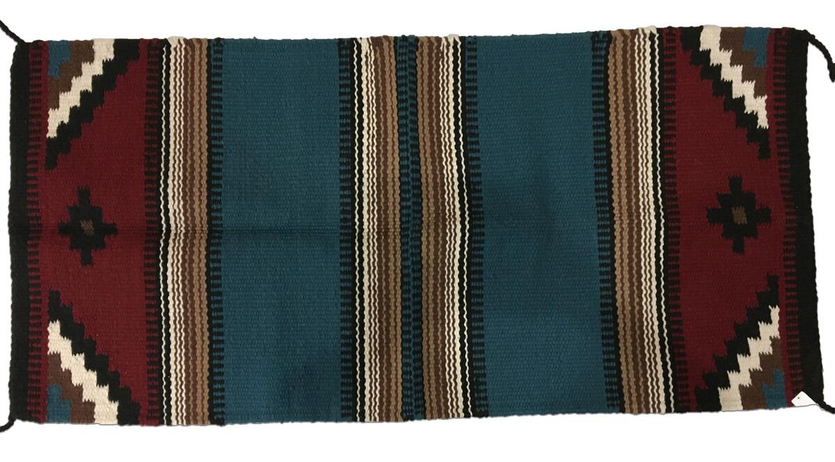 Hvy Saddle Blanket F