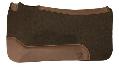"AW14   3/4"" Sierra Gold Wool Pad 30x30"