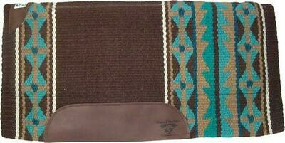 DF35 Mojave Chocolate and turquoise