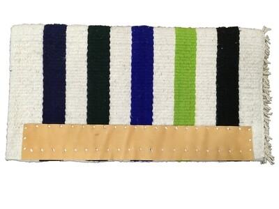 Stripes & Cream Casa Zia Pad