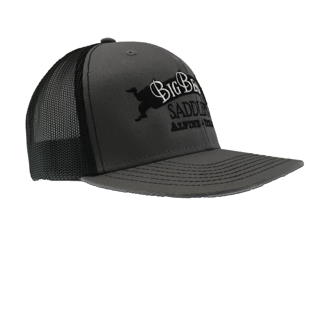 Gun Metal/Caviar Mesh-back Cap