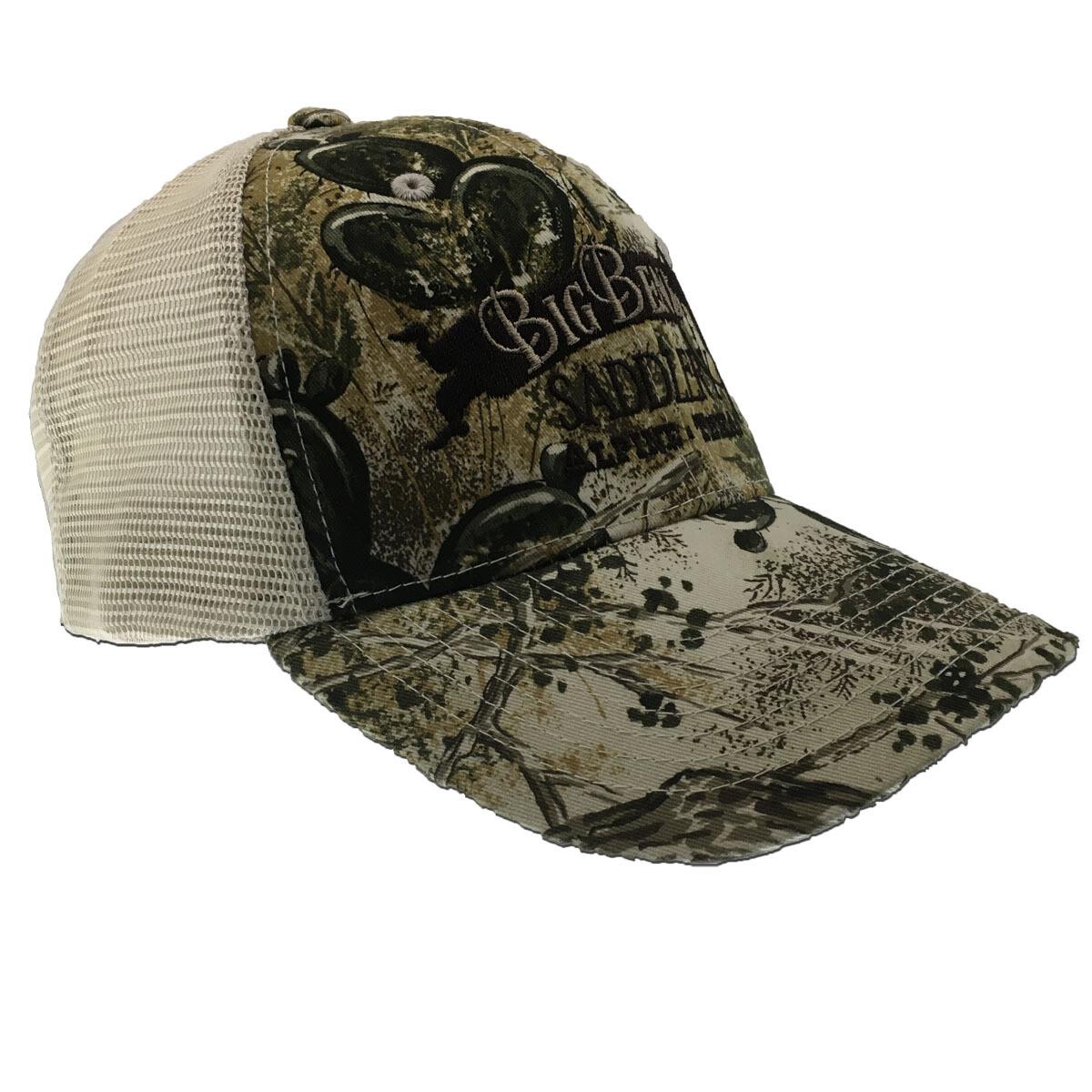 Stone Mesh-back Cap