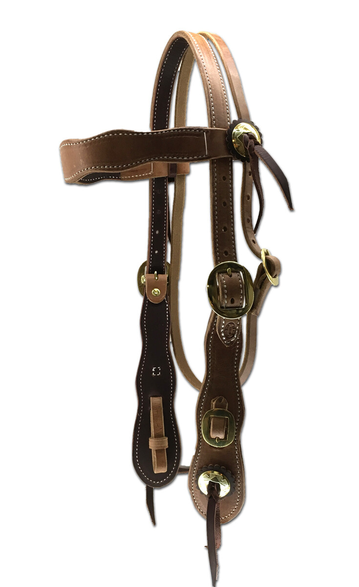 Old Timer Headstall