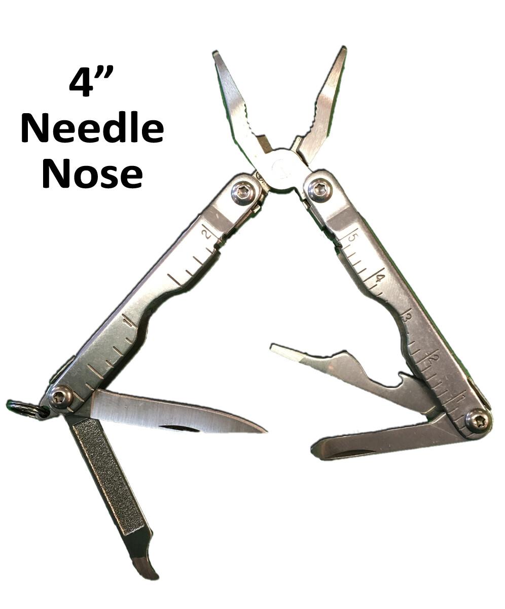 """4"""" Needle Nose Multitool"""