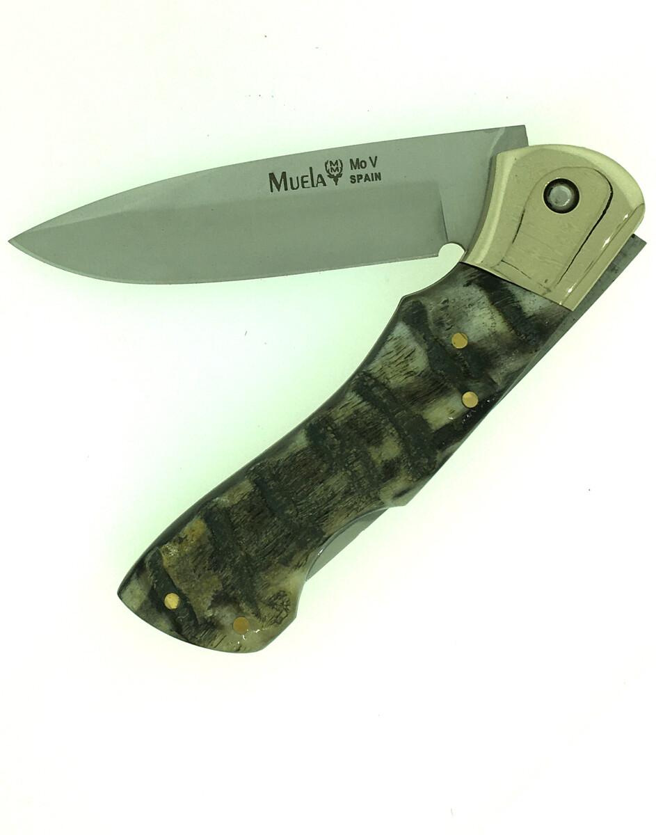 Muela Ramshorn Folding Knife