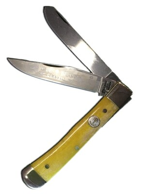 2525 Smooth Yellow Bone Trapper