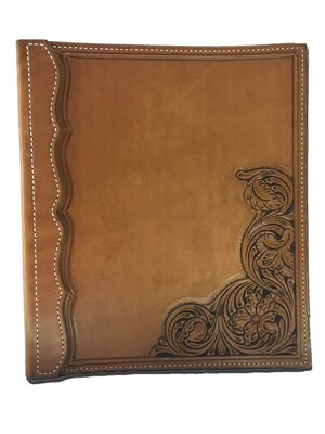 Corner Carve Binder Photo Album