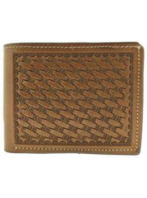 Basket Billfold Wallet