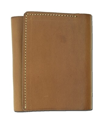 Plain Trifold Wallet
