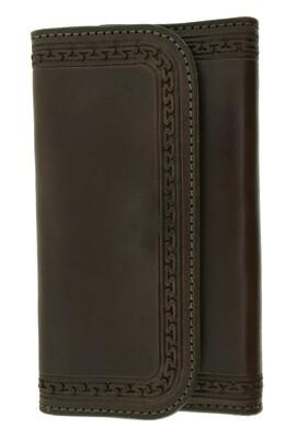 Chocolate Carlos Ladies Wallet