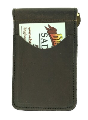 Chocolate Trans Pecos Wallet