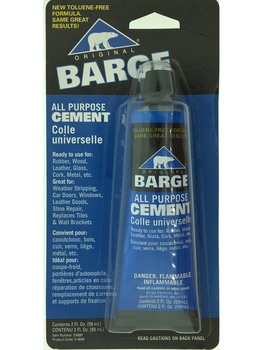 Barge Cement - 2oz