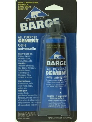 Barge Cement - 2oz