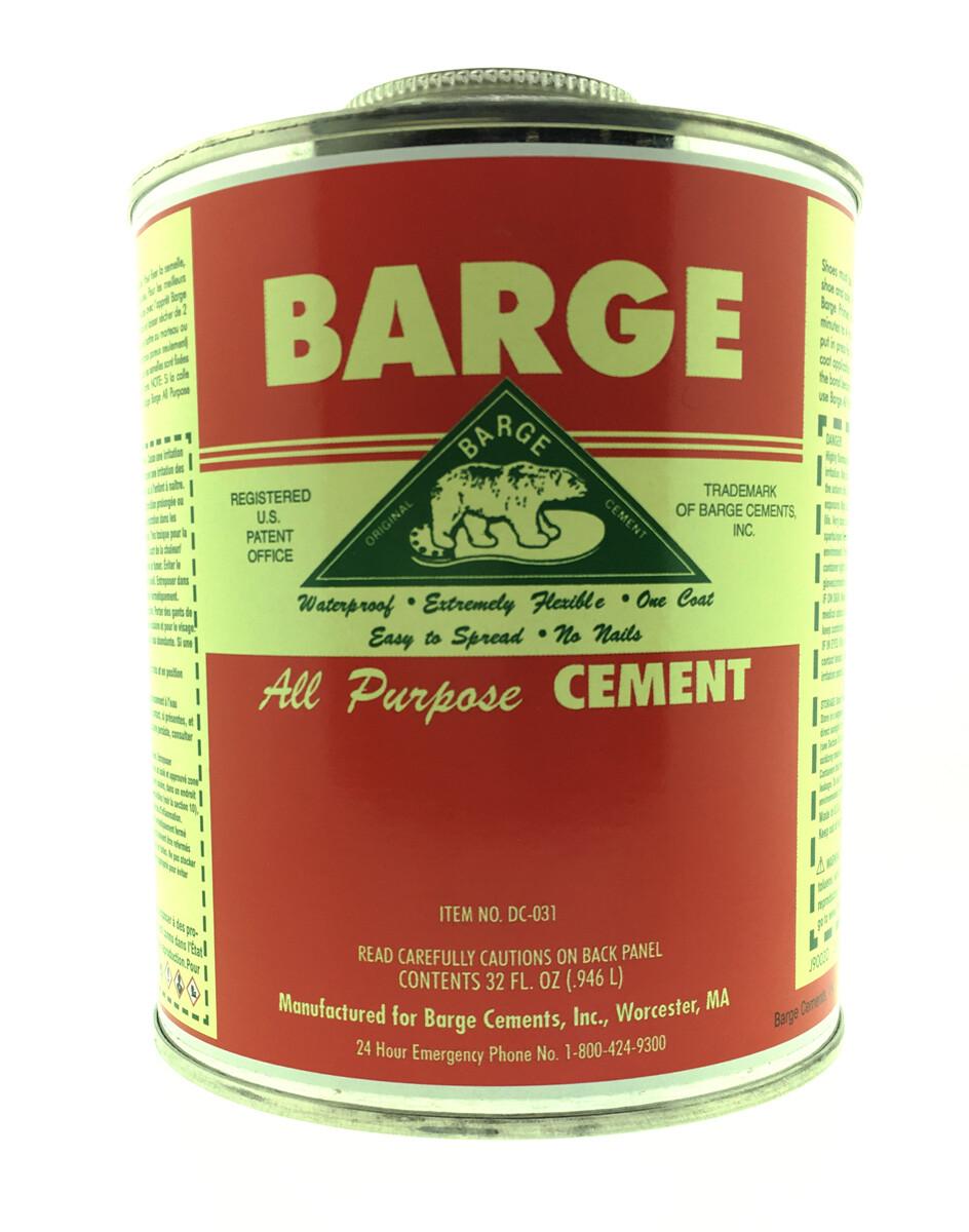 Barge Cement - 1 Quart