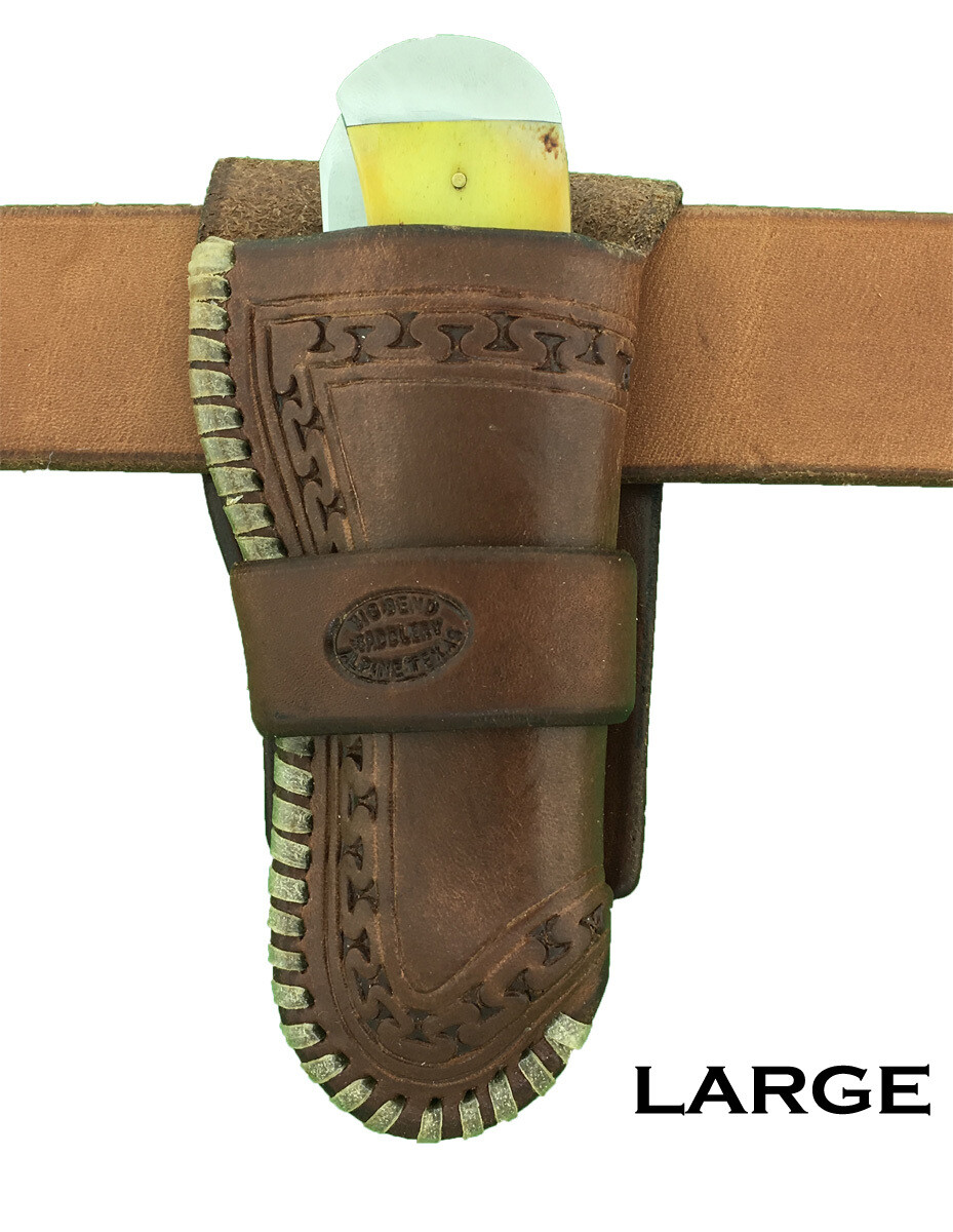 Carlos Laced Holster Scabbard