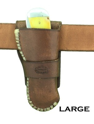 Plain Laced Holster Scabbard